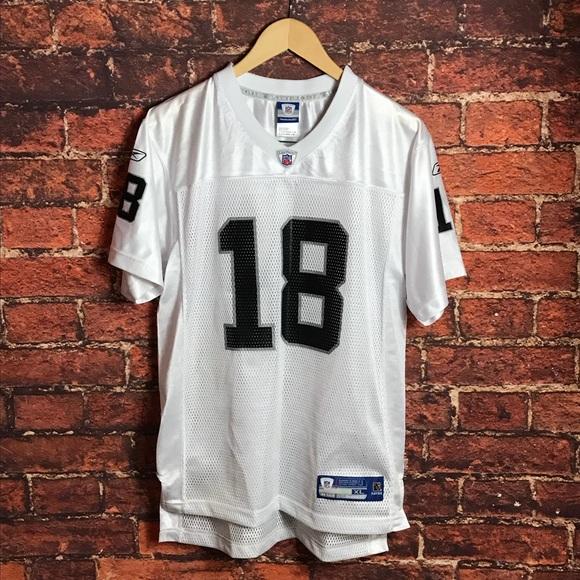 691b92174 Randy Moss Oakland Raiders NFL Reebok Jersey